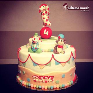 Pimpa cake - Cake by Naike Lanza