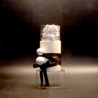 Torta de Daniela  - Cake by Le RoRo Cakes