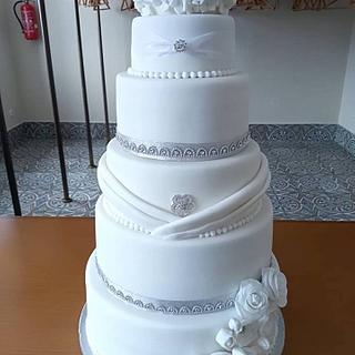 Wedig cake