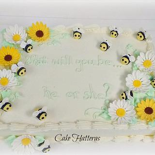 What Will You Be?  - Cake by Donna Tokazowski- Cake Hatteras, Hatteras N.C.