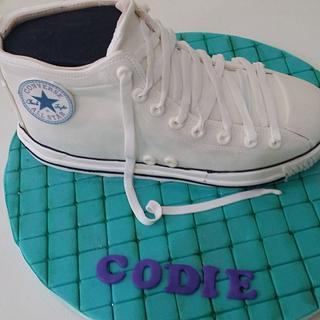 Shoe Cake Converse