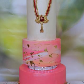 Bejeweled Sheen Beauty by Vandana Jain