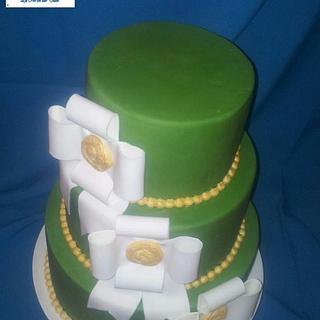 My birthday cake - Cake by lafeeinthecake