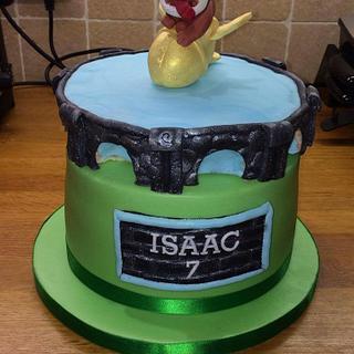 Skylanders Birthday Cake