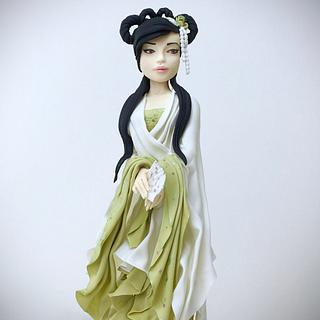 geisha Alluriana...