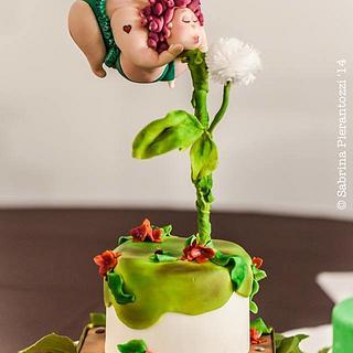 Chubby Fairy cake