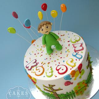 Charlie baby tv - Cake by Dzesikine figurice i torte