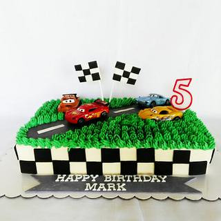 The Cars - Cake by amie