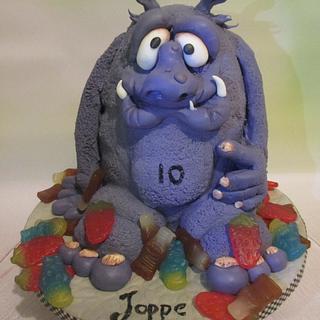 little monster cake