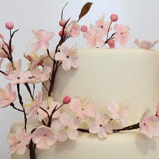 Pink Sugar Blossom