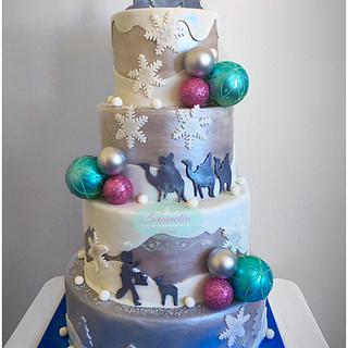 El Tamborilero  - Cake by Angeles