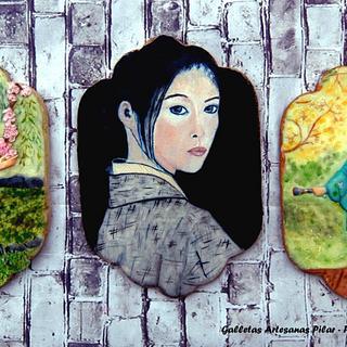 Cakeflix colaboracion  Memoirs of a Geisha