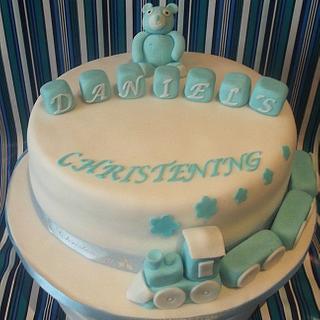Christening cake - Cake by Jules