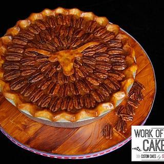 Texas Pecan Pie Cake