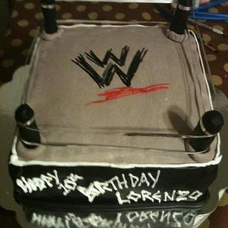 WW ring - Cake by Tracy Buttermore