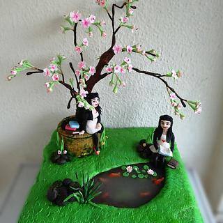 Minnaminny - Cake by Minna Abraham