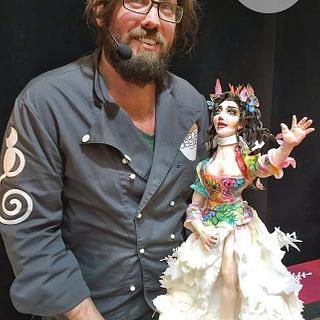 My journey as International Guest Artist at Cake International