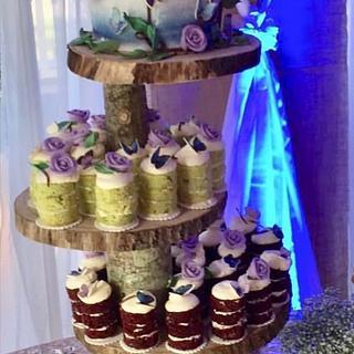 Woodland Cake-lets