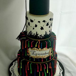 Flúor cake