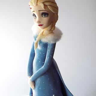 Elsa - Cake by Torte d'incanto
