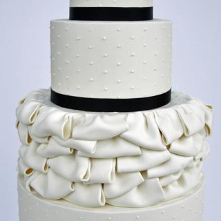 Classy Vintage  - Cake by Pamela Jane