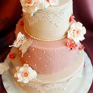 Wedding Cake rosé