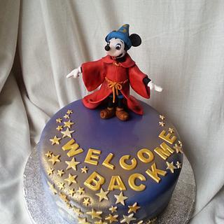 Fantasia Sorcerers Apprentice Mickey