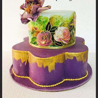 Purple Spring Blush
