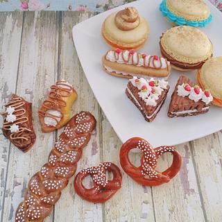 Classic Pâtisserie cookies