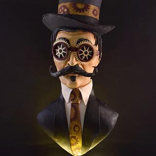 Steam Cakes - a steampunk collab