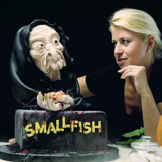 Halloween Witch Cake - Cake by La Raffinata