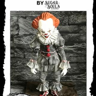 Pennywise - INFAMOUS COLLABORATION by sugar souls