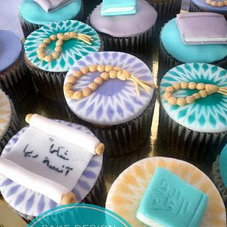 Islamic cupcake