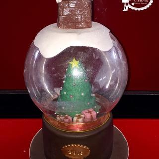 CPC Christmas Collaboration Snow Globe