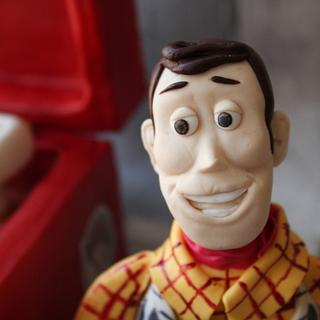Woody's Roundup Record Player Toy Story Collaboration