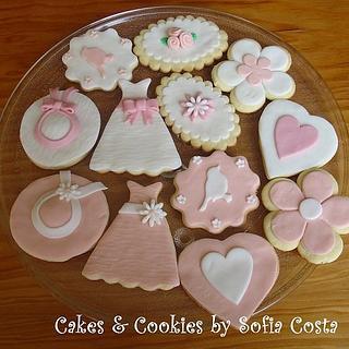 sweet lady cookies