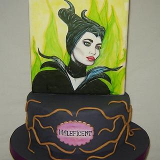 Maleficent Portrait