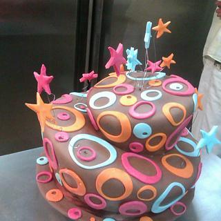 <3 - Cake by Galin Genov