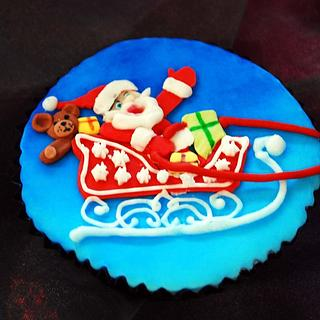 Santa's on His Way!!!