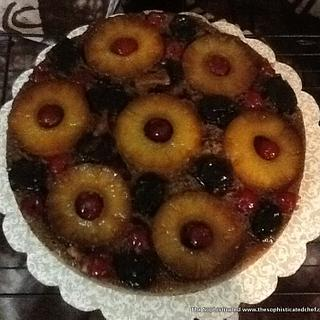 Pineapple upside-down - Cake by Sophisticated