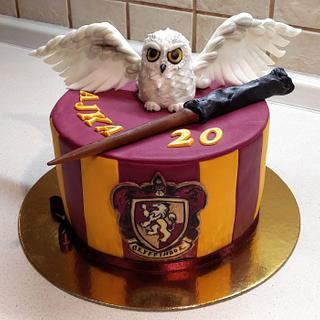 Hedwig - The owl from Harry Potter