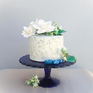 Small wedding cake - Cake by Sevacha cake