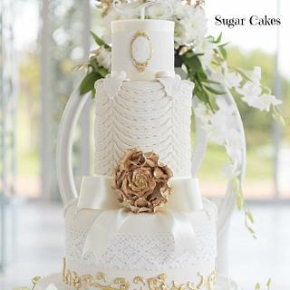 Marie-Antoinette - Cake by Sugar Cakes