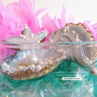 Seashell creation