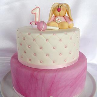My little bunny - Cake by Laelia