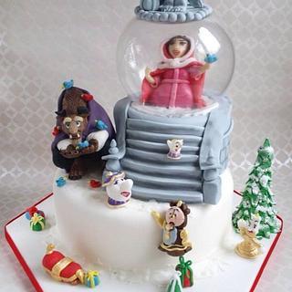 Beauty & The Beast an Enchanted Christmas ~ Bake a Christmas Wish
