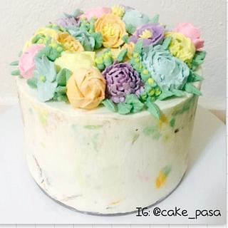 Buttercream my way! - Cake by Cake_pasa