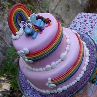 Rainbow Dash!