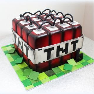 TNT - Minecraft
