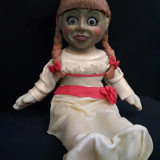 Annabelle CakeFlix Collab